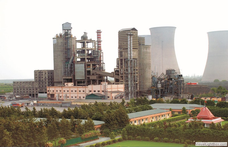 Cement Grinding Plant : Jaypee group cement